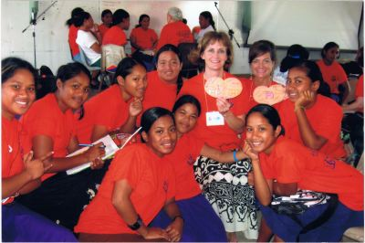MIndy with TLW Girls Heart comp