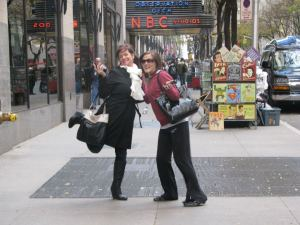 Me and Sunny in NYC!