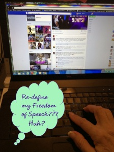 Freedom of Speech Blog hand comp