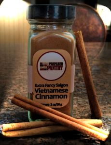 Cinnamon comp