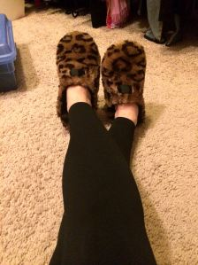 Full Fur Lined Slippers
