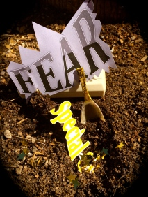 Fear Burying Special Gifts
