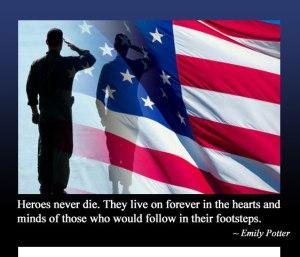 Heroes never die pic