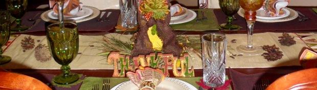 Thankful Table